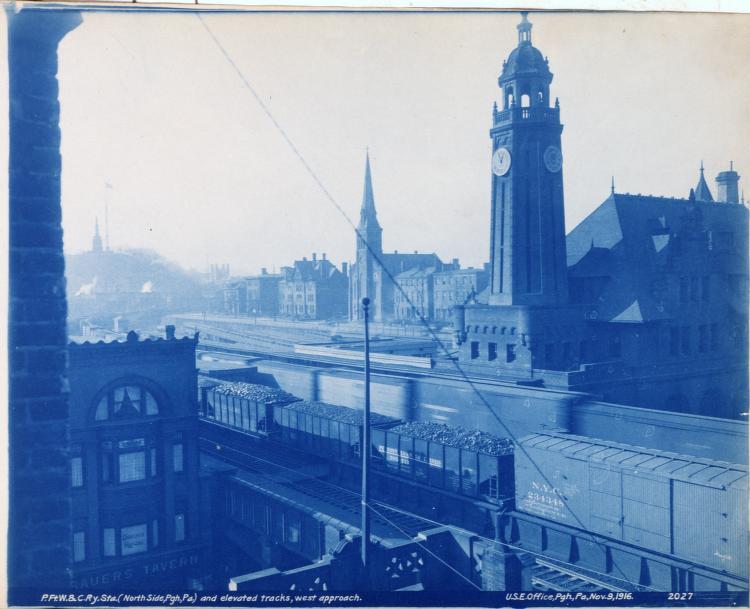 Fort Wayne Station (1916)